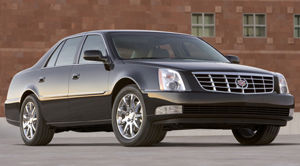 cadillac dts Luxury II