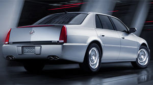 cadillac dts Performance