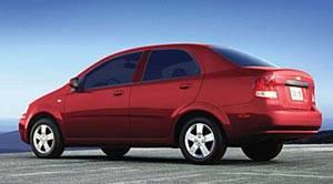 2006 Chevrolet Aveo | Specifications - Car Specs | Auto123 on