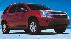2006 Chevrolet Equinox Specifications Car Specs Auto123