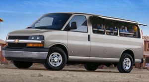 2006 chevrolet express users manual