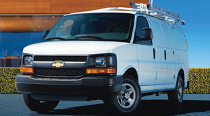 chevrolet express Emp. long