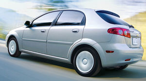2006 Chevrolet Optra Specifications Car Specs Auto123