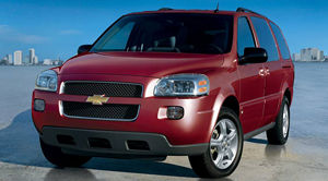 2006 Chevrolet Uplander Specifications Car Specs Auto123