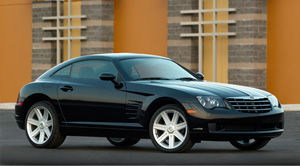 chrysler crossfire Base