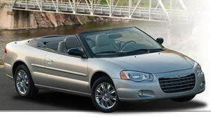 chrysler sebring Touring