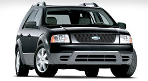 2006 ford freestyle specs