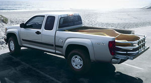 gmc canyon SL