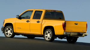 gmc canyon SLE