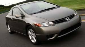 Wonderful Honda Civic EX