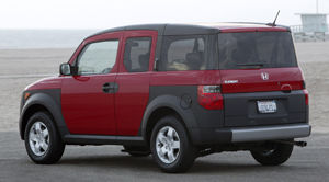 honda element Base