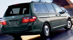 High Quality Honda Odyssey EX