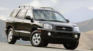 2006 hyundai santa fe specifications car specs auto123. Black Bedroom Furniture Sets. Home Design Ideas