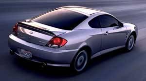 2006 Hyundai Tiburon | Specifications - Car Specs | Auto123