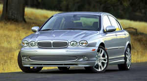 jaguar x-type Sport Edition