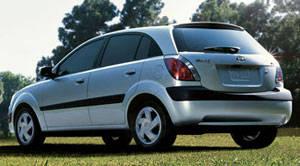 2006 kia rio 5 hatchback