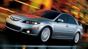 Mazda 6 GS V6