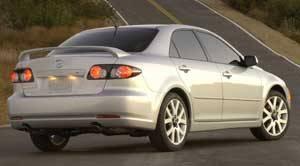 Beautiful Mazda 6 GT V6