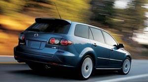 Exceptional Mazda 6 GT V6