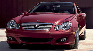 2006 MercedesBenz CClass  Specifications  Car Specs  Auto123