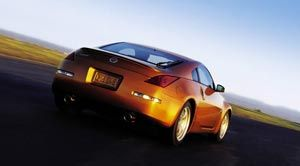 nissan 350z Performance A5