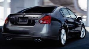 Good Nissan Maxima 3.5 SE 5 Seat