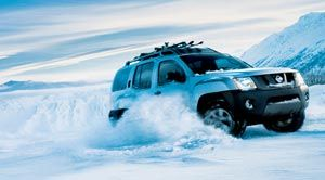 nissan xterra Off-Road