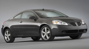 2006 pontiac g6 specifications car specs auto123. Black Bedroom Furniture Sets. Home Design Ideas