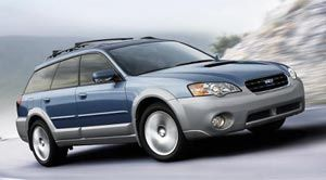 2006 subaru outback specifications car specs auto123. Black Bedroom Furniture Sets. Home Design Ideas
