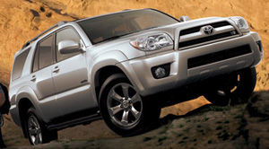 toyota 4runner Limited V8
