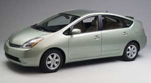 Technical Specifications 2006 Toyota Prius