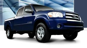 Toyota Tundra V8 Limited