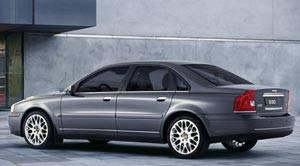 Volvo s80 specs