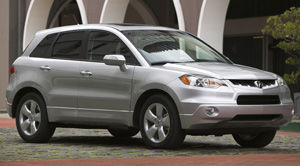 Acura RDX Specifications Car Specs Auto - Acura 2007 rdx