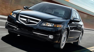 2007 Acura TL  Specifications  Car Specs  Auto123