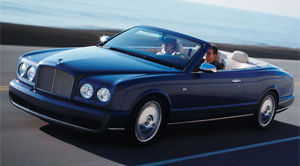 bentley azure Base