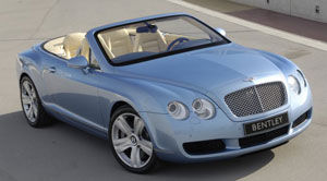 bentley continental-gtc Base