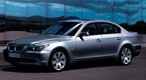 bmw 5-series 525xi