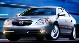 2007 Buick Lucerne  Specifications  Car Specs  Auto123