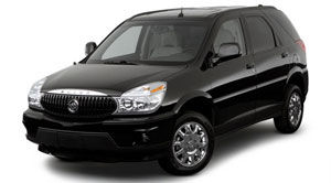 2007 buick rendezvous specifications car specs auto123 - Buick rendezvous interior dimensions ...