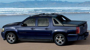 chevrolet avalanche LT 1SD