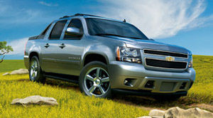 2007 Chevrolet Avalanche Specifications Car Specs Auto123