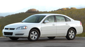 2007 chevrolet impala specifications car specs auto123. Black Bedroom Furniture Sets. Home Design Ideas