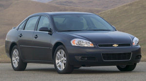 High Quality Chevrolet Impala LT