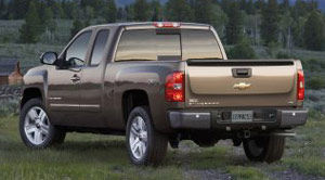 chevrolet silverado LT 1SC Package