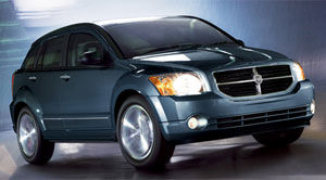 dodge caliber R/T TI