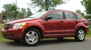 dodge caliber SXT Play