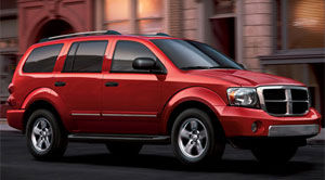 dodge durango SLT Plus