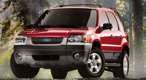 ford escape XLT TA