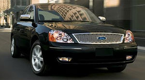 ford five-hundred Limited